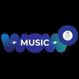 Логотип Wow Music Русское