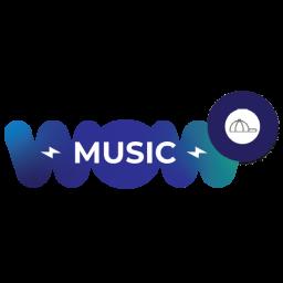 Логотип Wow Music Hip-Hop