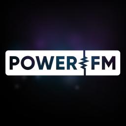 Логотип POWER FM Россия