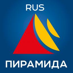 Логотип RUS Пирамида