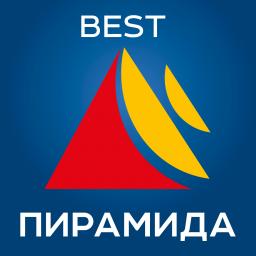 Логотип BEST Пирамида