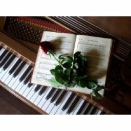 Логотип Фортепианная музыка