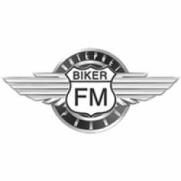 Логотип Biker FM