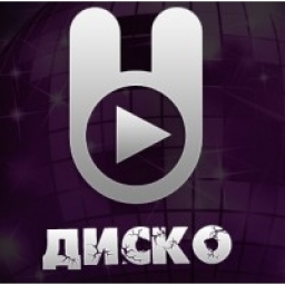 Логотип DISCO хиты XX века zaycev.fm