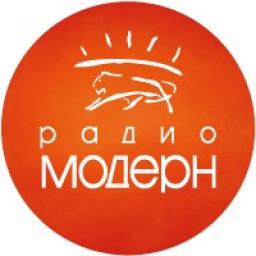 Логотип Радио Модерн
