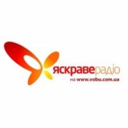 Логотип Яскраве радіо