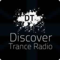 Логотип Discover Trance Radio