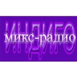 Логотип Микс-радио ИНДИГО