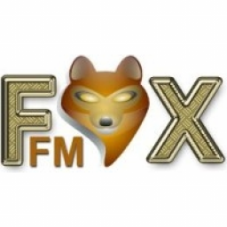 Логотип Первое игровое радио Fox FM в России