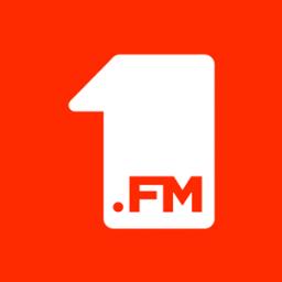 Логотип 1.FM – TOP 40