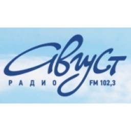 Логотип Август-радио