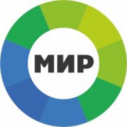 Логотип Радио Мир