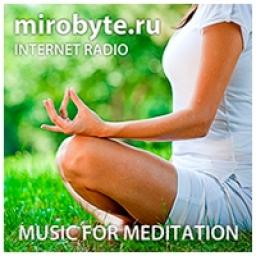 Логотип Музыка для Медитации