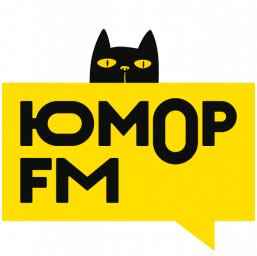 Логотип Юмор FM