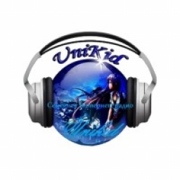 Логотип Радио Юникид