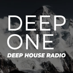Логотип DEEP ONE - deep house radio