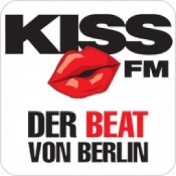 Логотип KISS FM - 98,8 FM