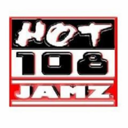 Логотип Hot 108 JAMZ