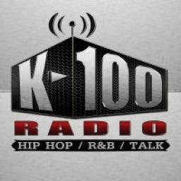 Логотип K-100 RADIO