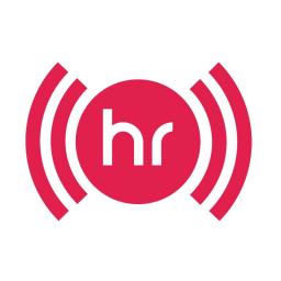 Логотип HR RADIO