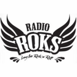 Логотип Radio ROKS