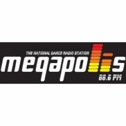 Логотип Megapolis FM