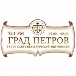 Логотип Интернет-радио Град Петров