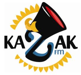 Логотип Казак FM