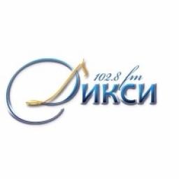 Логотип Dixi 102.8 Fm г.Чайковский