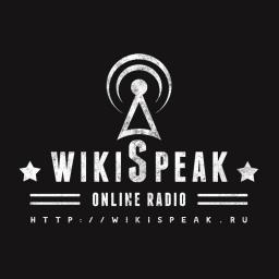 Логотип Онлайн радио WikiSpeak