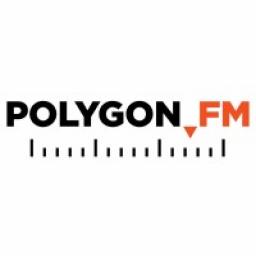 Логотип polygon.fm