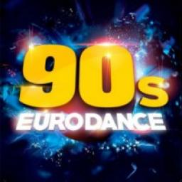 Логотип 90s Eurodance