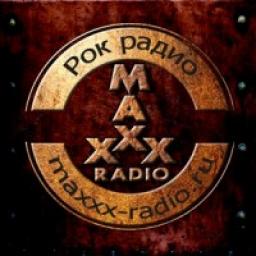 Логотип MAXXX RADIO