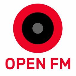 Логотип 100% Hits  OPEN.FM