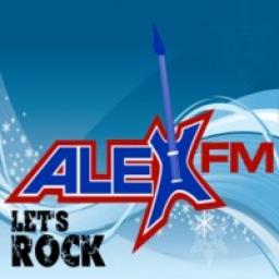 Логотип AlexFM Radiostation